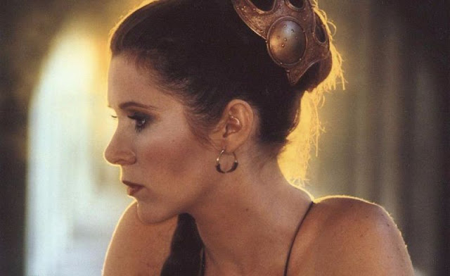 24 Beautiful Photos of Carrie Fisher That Will Make You Miss Her Even More  vintage everyday