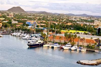 vacaciones en Aruba en el caribe