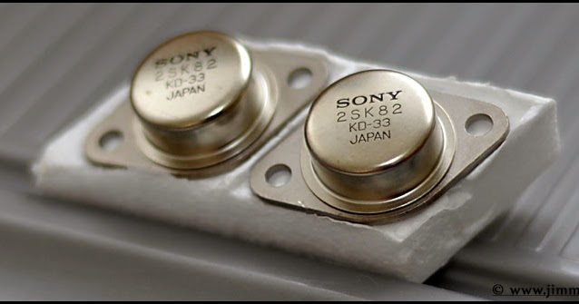 Mono and stereo high end audio magazine: pass sony vfet power