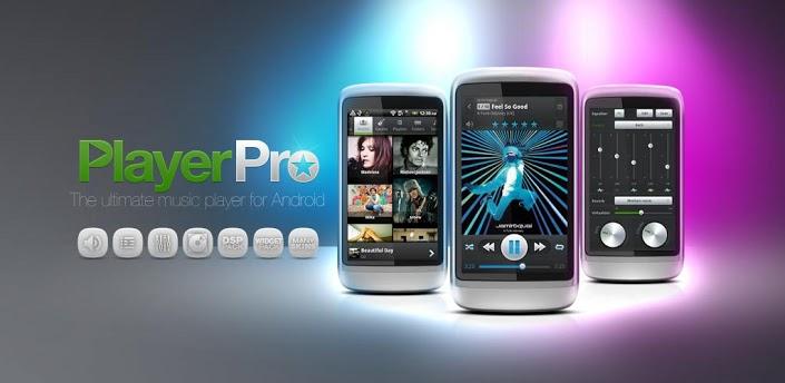 PlayerPro Music Player Android En İyi Müzik Çalar Uygulamalarından Biri APK İndir - androidliyim