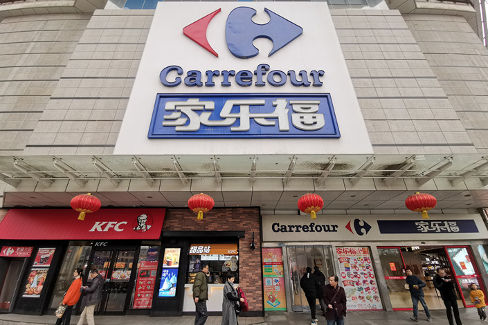 Carrefour Said To Weigh Options For China Business Including Sale China Beverage News