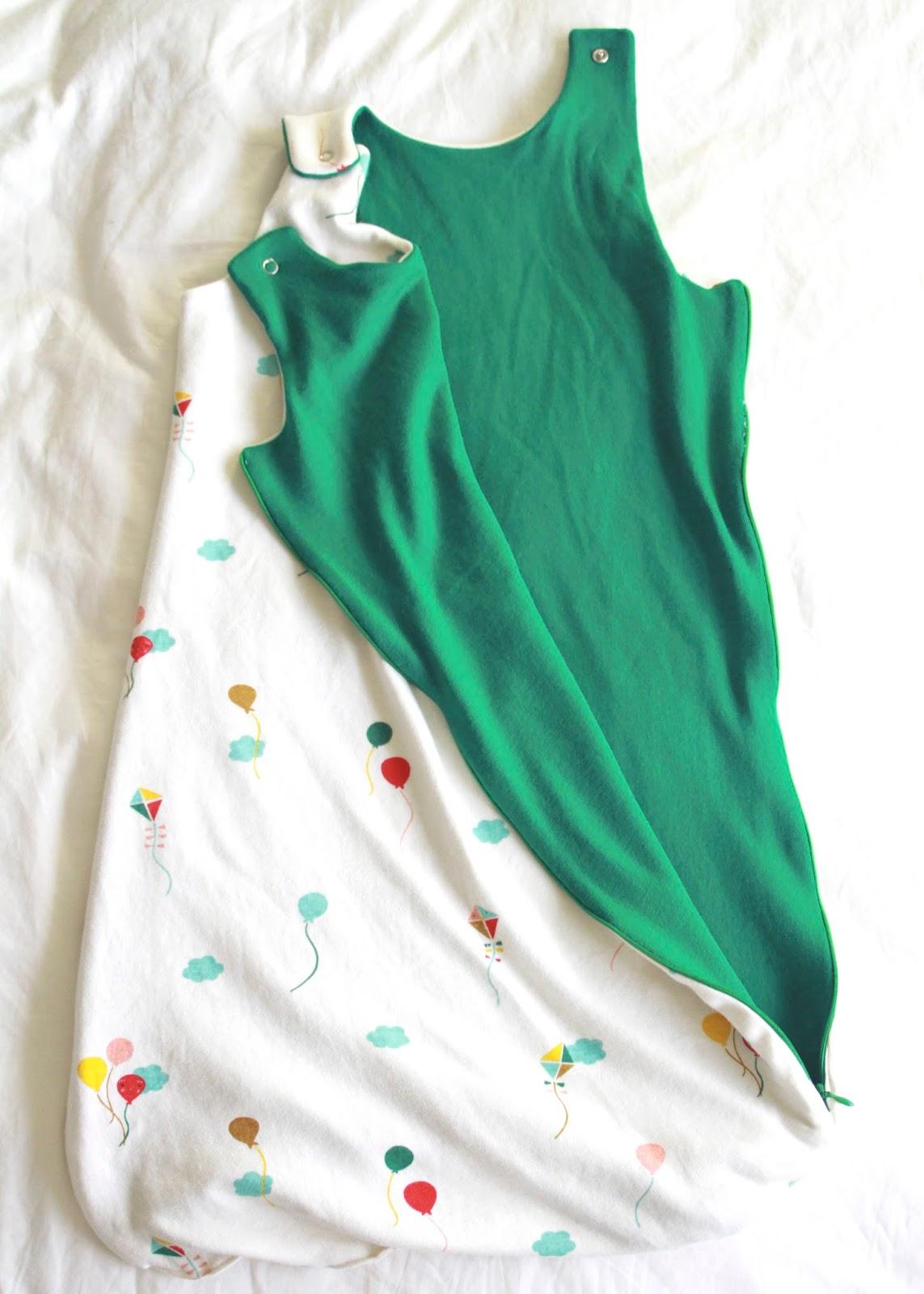 Nerd and Healthnut: Merino Wool Infant Sleep Sack