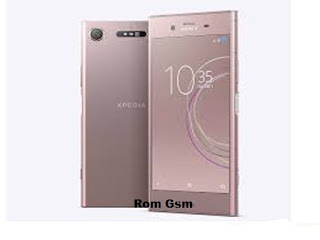 Firmware Download For Sony Xperia XZ1 G8341