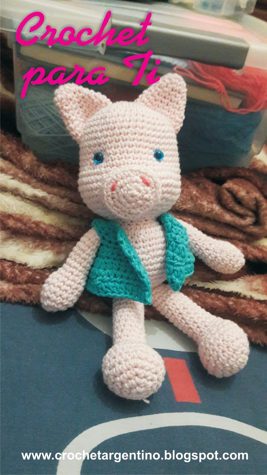 octubre 2016 ~ Crochet para Ti