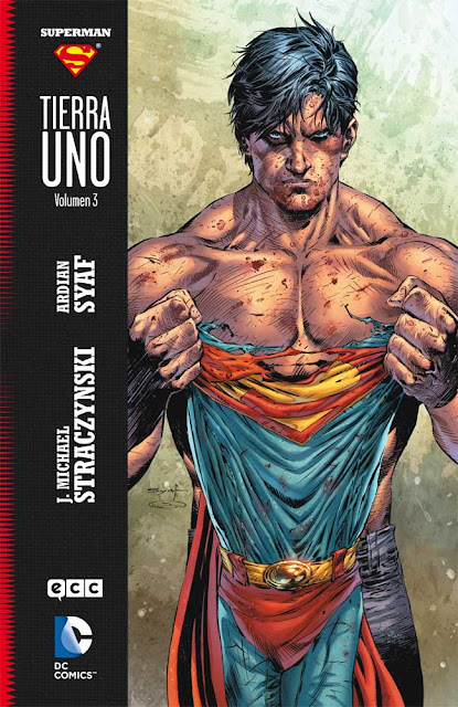 Superman Tierra Uno: Vol.3
