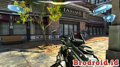Download Game N.O.V.A. Legacy MOD APK Unlimited Money 3.0.8 Terbaru