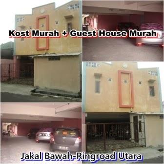 Guest House Murah di Jogja