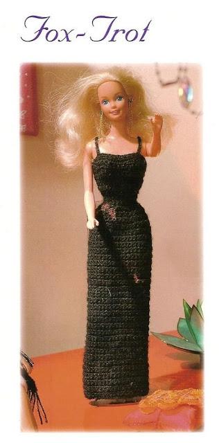 Passo a Passo do Vestido Longo Para Barbie pág. 3 Tradução de Pecunia MM
