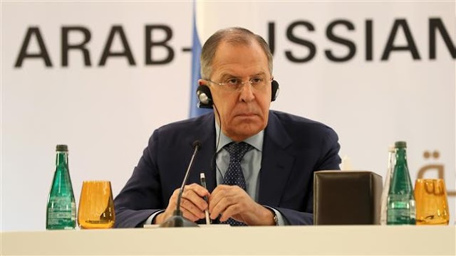 Russia's foreign minister Sergei Lavrov urges Syria's return to Arab League