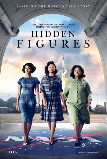 Hidden Figures 2016 English