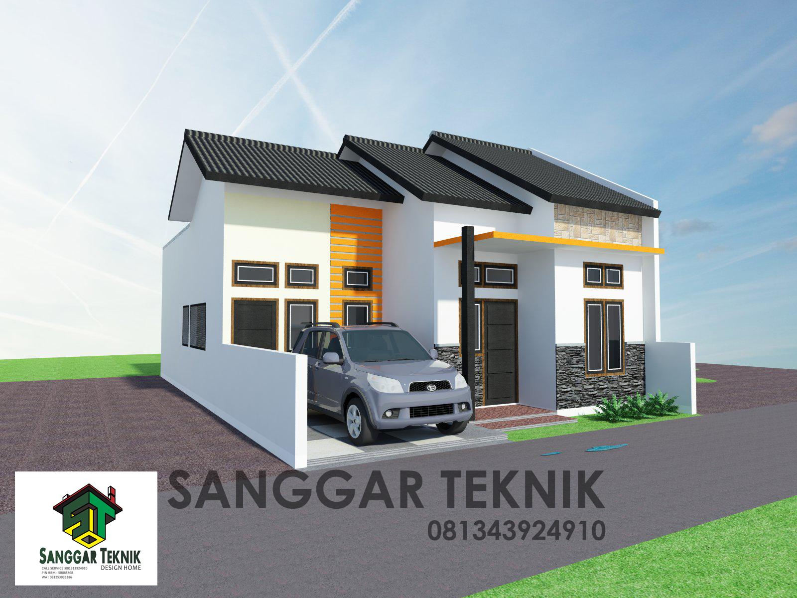 Desain Rumah Minimalis Ukuran 9x9 | Rumahminimalis44