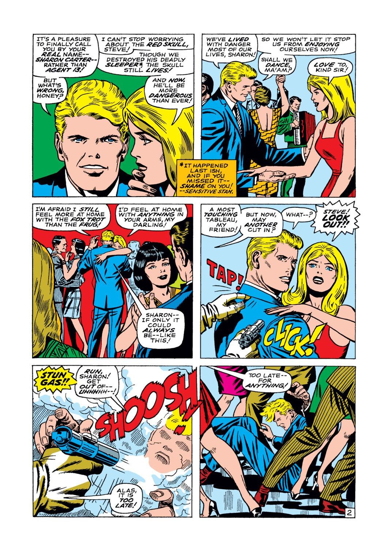 Captain America (1968) Issue #103 #17 - English 3