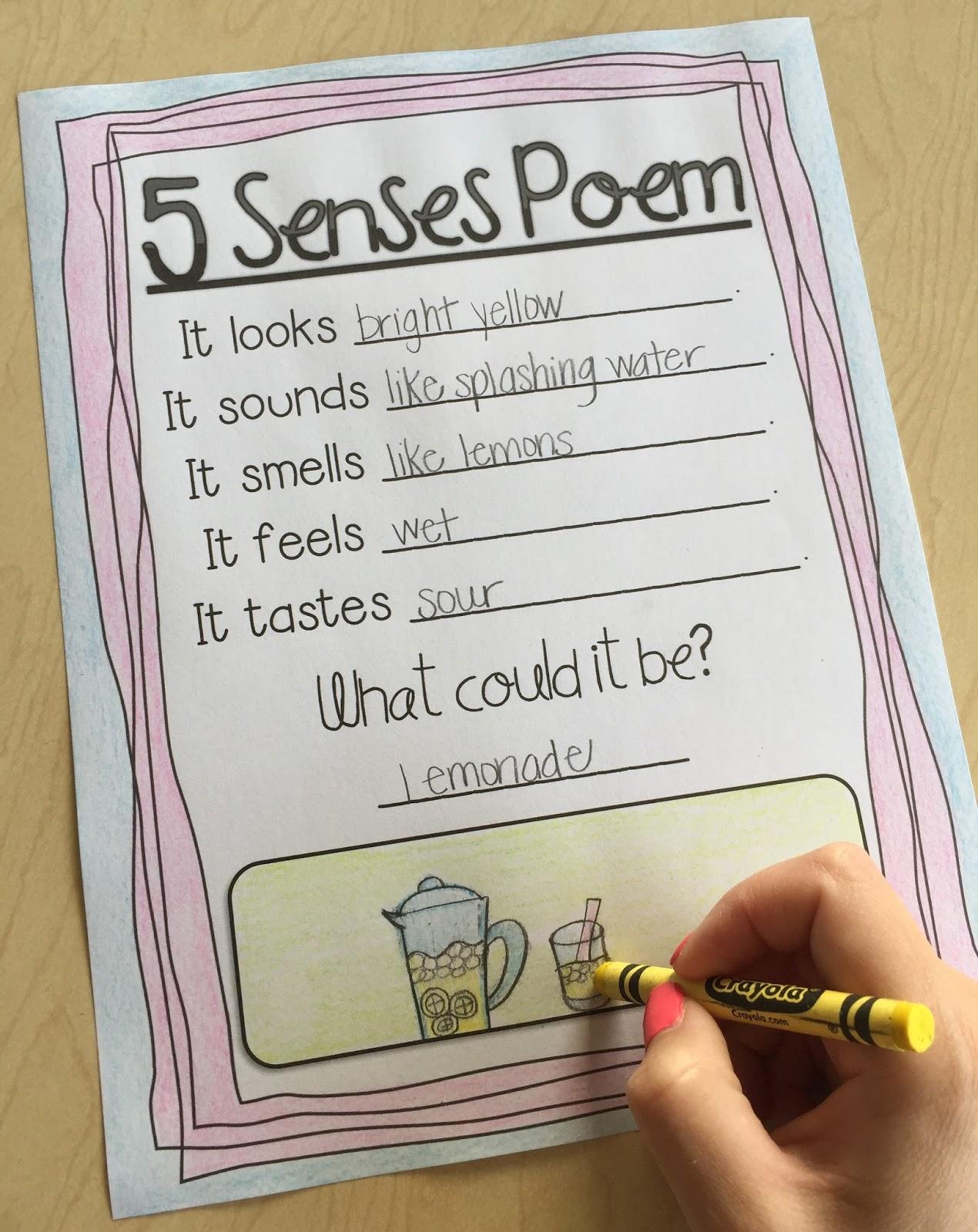 Teaching With Terhune Poetry Unit