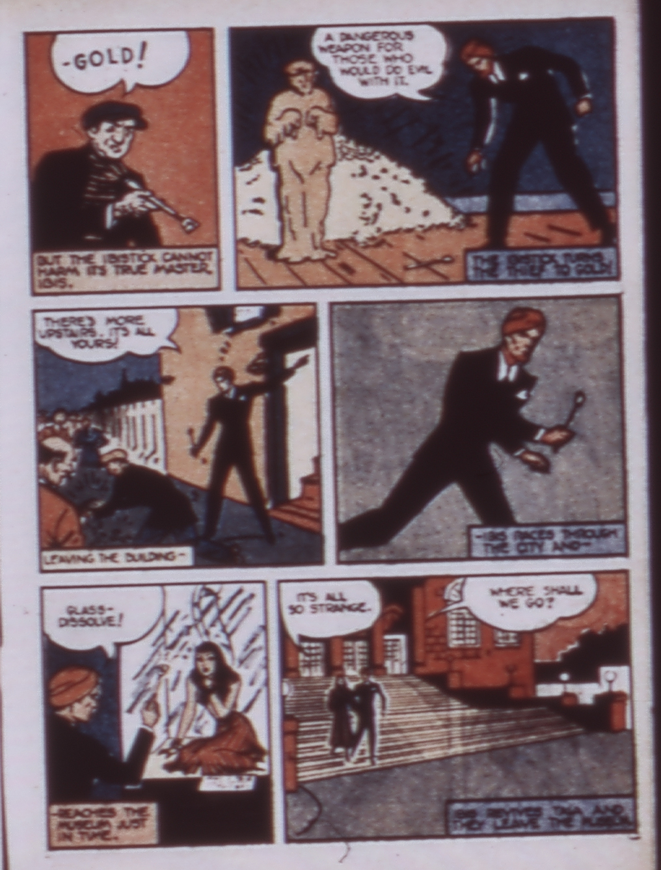 Read online WHIZ Comics comic -  Issue #3 - 37
