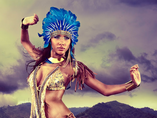 The Runway by Anya Ayoung-Chee  for TRIBE Carnival 2012