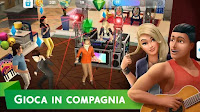 Vita virtuale in The Sims, gratis per Android e iPhone