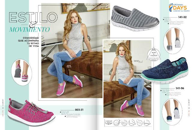 Catalogo Cklass confort otoño-invierno 2016 : zapatos
