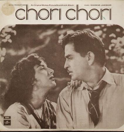Poster Of Hindi Movie Chori Chori 1956 Full HD Movie Free Download 720P Watch Online