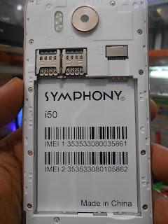 symphony i50 flash file 100% tested By Rehan Telecom
