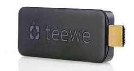Teewe 2 is a Streaming stick like the original Chromecast.