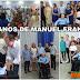 Família reuniu e comemorou 90 anos do Sr. Manuel Frutuoso de França em Manaus