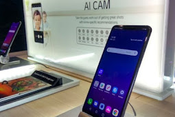 LG G7+ThinQ Ada Teknologi Real Al Makin Tambah OK