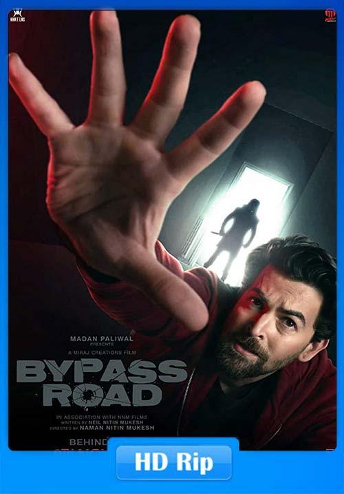 Bypass Road 2019 Hindi HDRip 720p ESub x264 | 480p 300MB | 100MB HEVC
