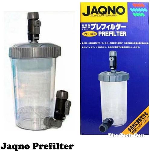 lọc phụ Jaqno 126 tăng cường hiệu quả lọc nước hồ thủy sinh