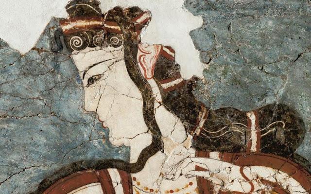 Το DNA των σύγχρονων Ελλήνων είναι παρόμοιο με των αρχαίων Μυκηναίων