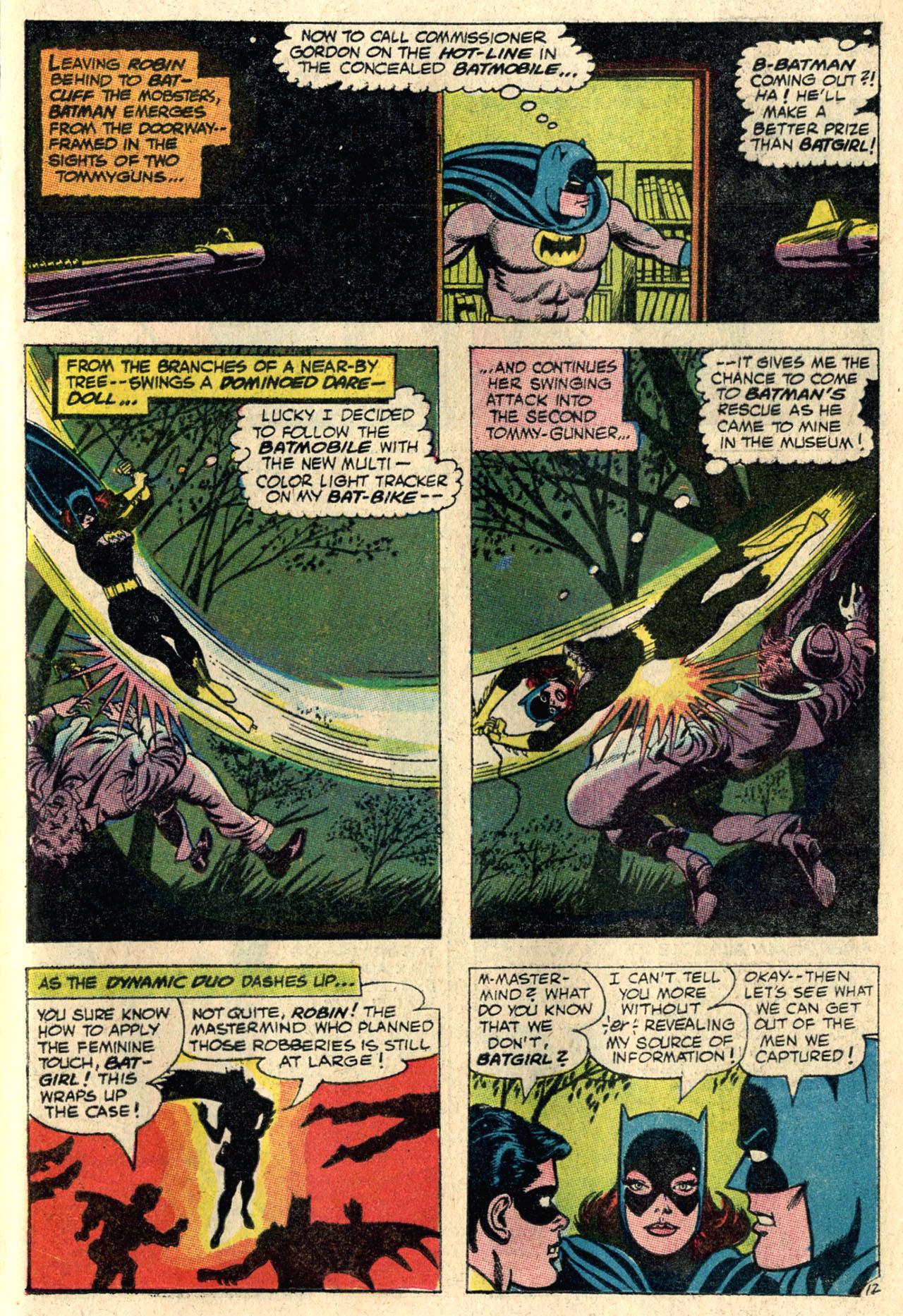 Detective Comics (1937) 363 Page 16