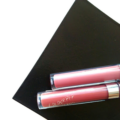 Colourpop Solow Bumble Review Swatches