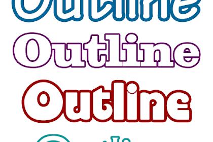 6 Kegunaan Outline Sebelum Menulis Novel