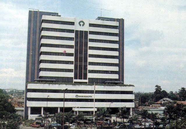 Gedung Bank Bukopin, Jalan M.T. Haryono, Jakarta, 1991-1992