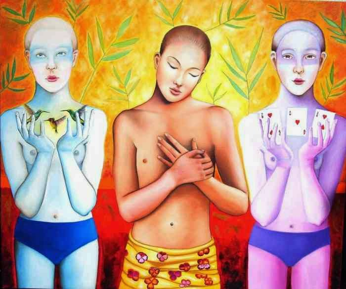 Отражение моей действительности. Luisa Villavicencio