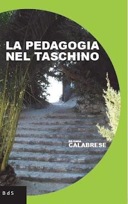 Copertina  La pedagogia nel taschino Silvana Calabrese