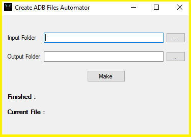 Samsung ADB Enable File Maker  Automator Free Download