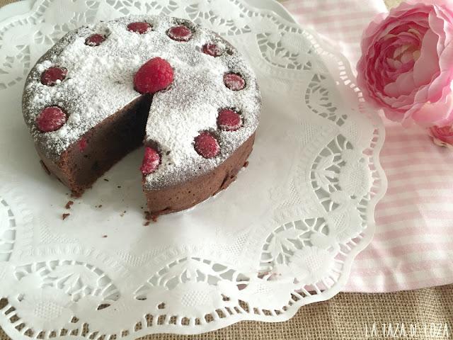 tarta-chocolate-frambuesas-frescas