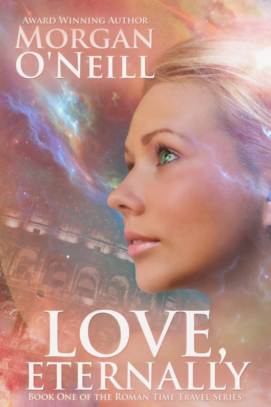 Series Spotlight: The Roman Time Travel Series by Morgan O'Neill