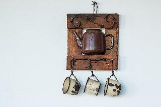 saborear un café
