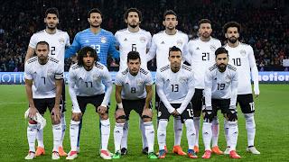موعد و توقيت مباراة مصر و كولومبيا الودية الجمعة 01-06-2018  والقنوات الناقلة
