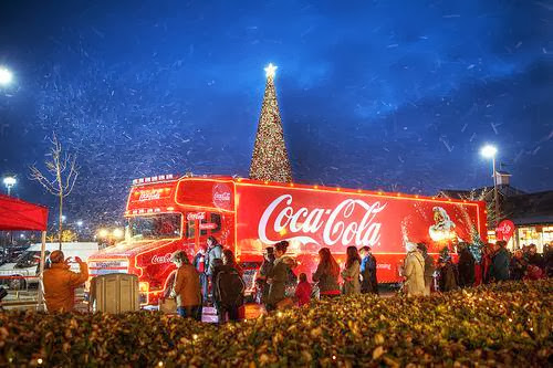 CocaCola Christmas TV Advert