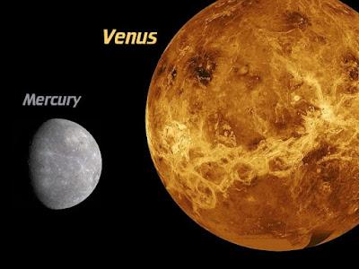 Mercury-Venus