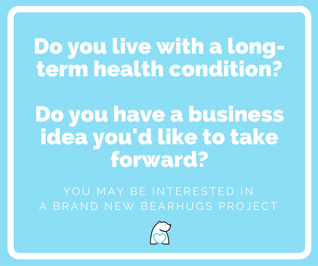 bearhugs opportunity for people with chronic illness