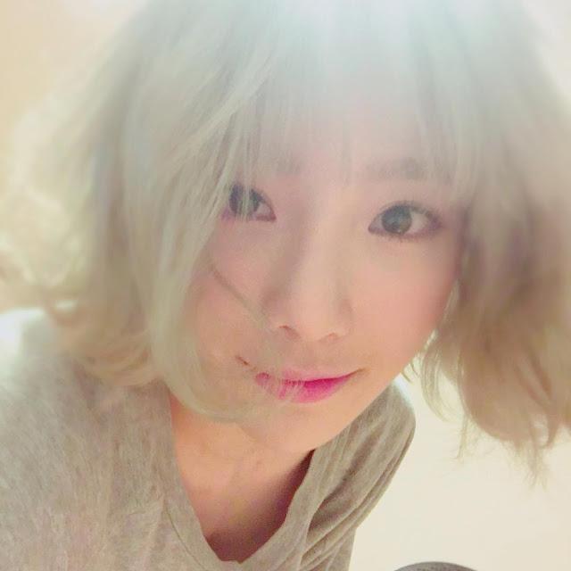 SNSD TaeYeon SelCa