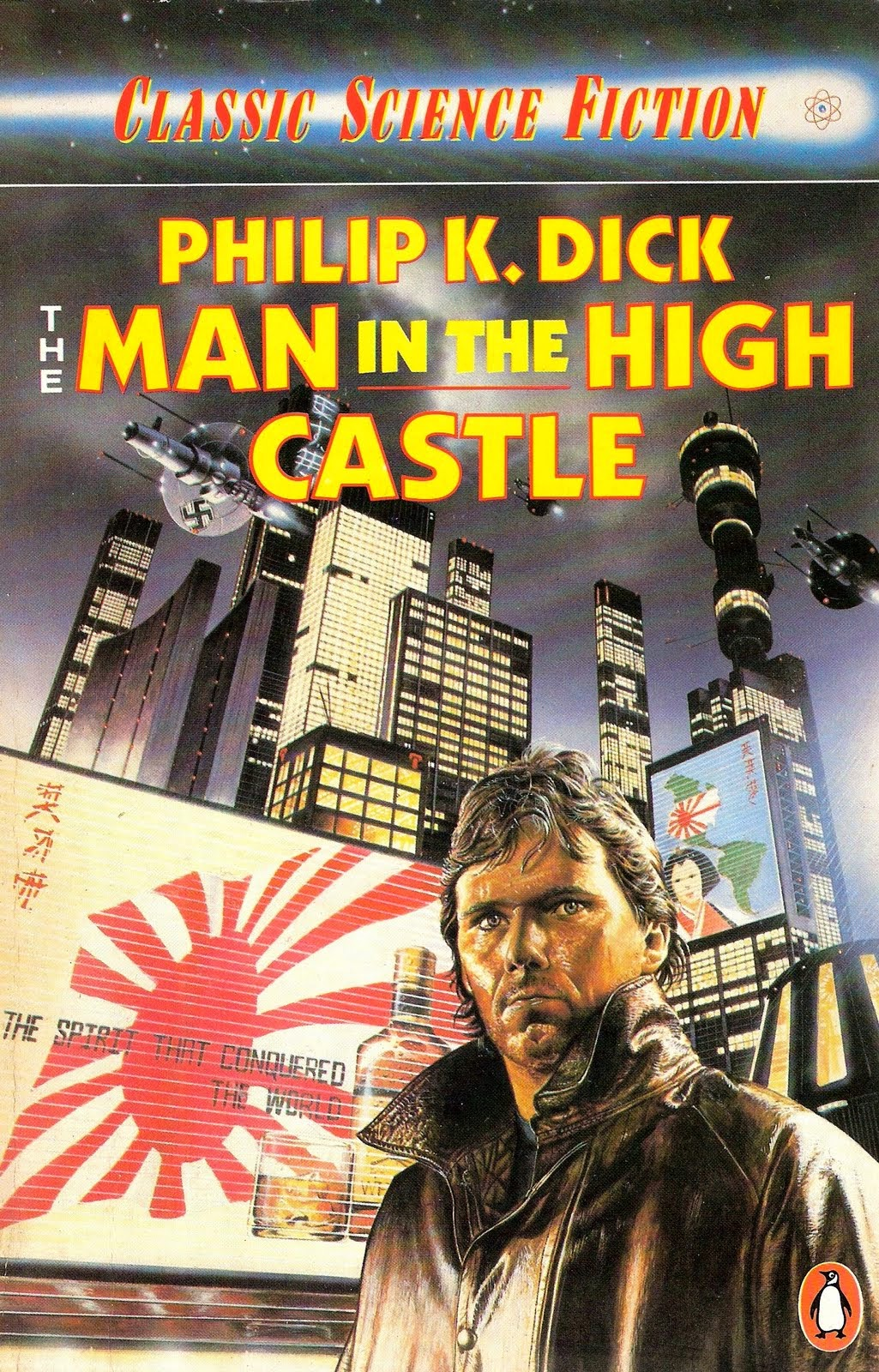 El hombre en el castillo Philip K Dick