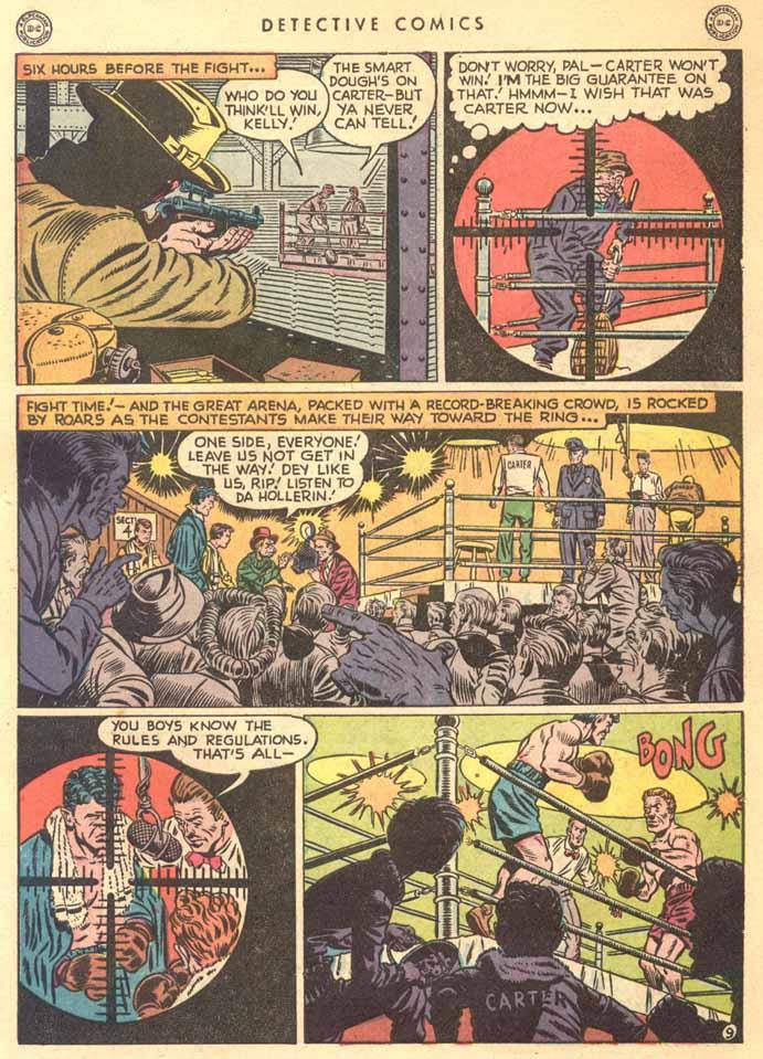 Read online Detective Comics (1937) comic -  Issue #147 - 44