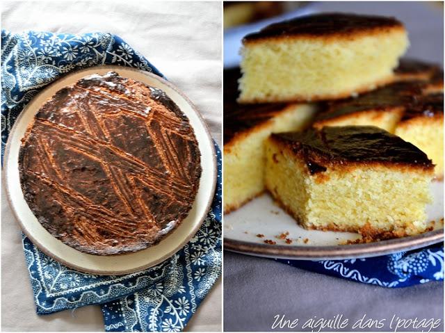 Gâteau breton, de Christophe Felder