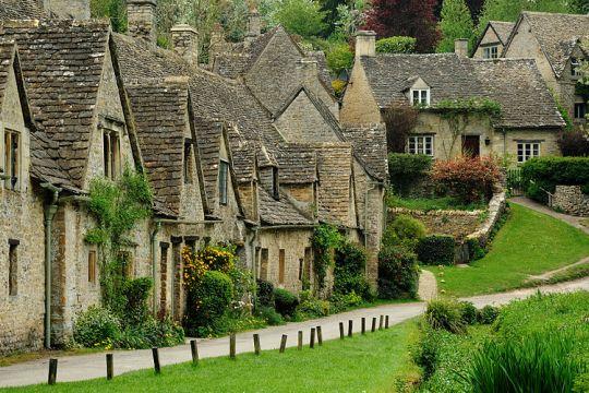 Costwolds, Inggris
