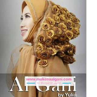 mukena%2Btyle%2Brose4 Dokter barbie Tika cantik wearing Mukena Najwa super duper Best Seller 😍