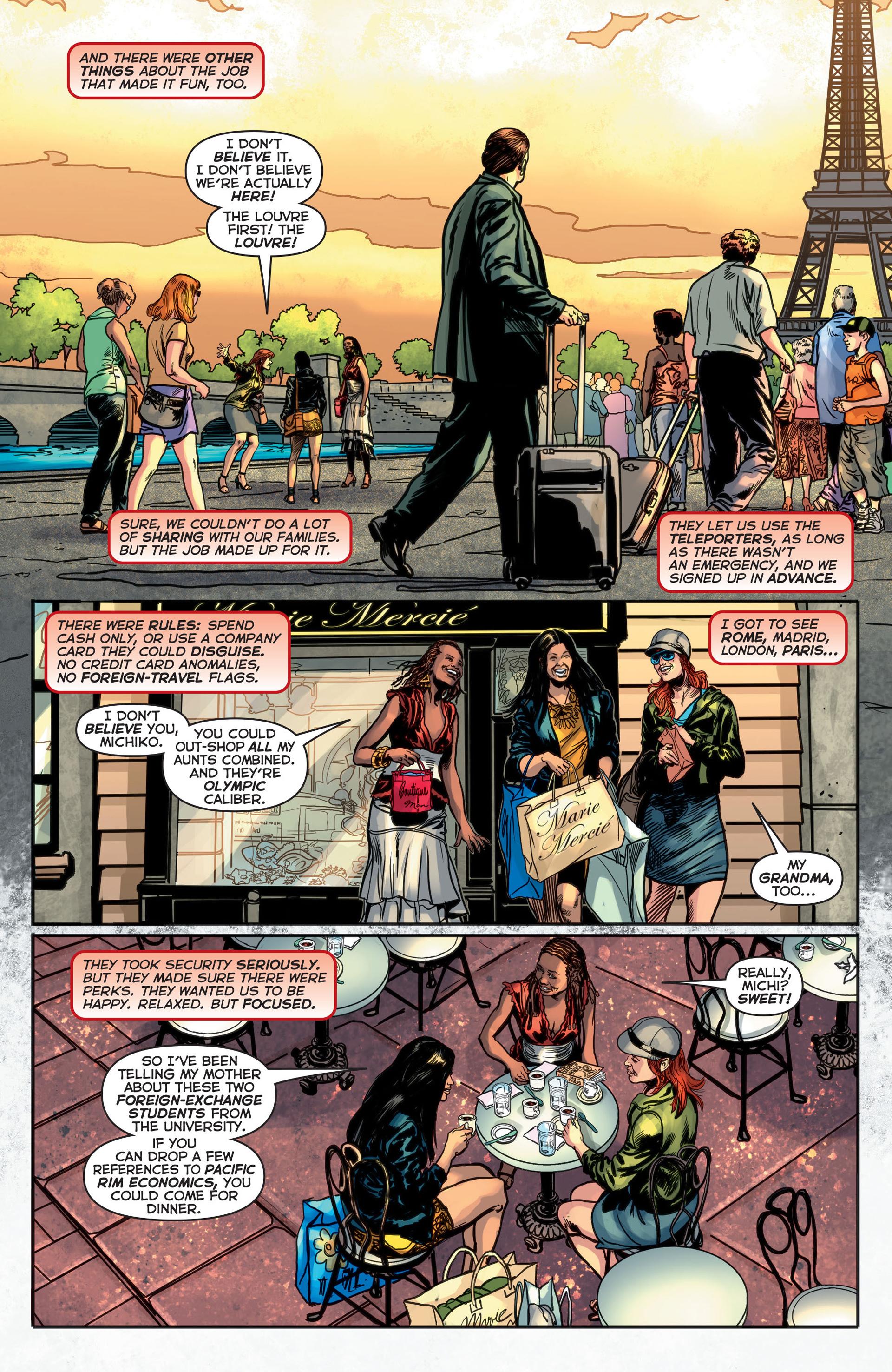 Read online Astro City comic -  Issue #2 - 21